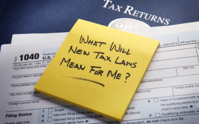 How Do the New Tax Laws Affect Personal Deductions?
